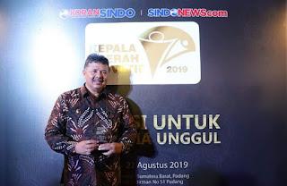 Zul Elfian, Walikota Inovatif Sumbar 2019