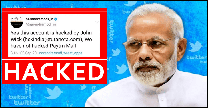 PM Modi's Twitter Account Hacked, Asked Followers to Donate via Cryptocurrency