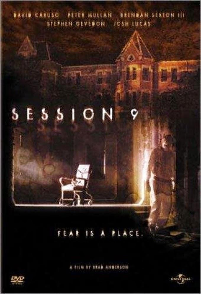 مشاهدة وتحميل فيلم 2001 Session 9 اون لاين