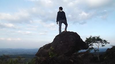 Bukit Lambosir Gunung Ciremai