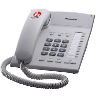 Jaya Perkasa menjual telepon Panasonic KX-TS825 Di Denpasar Bali