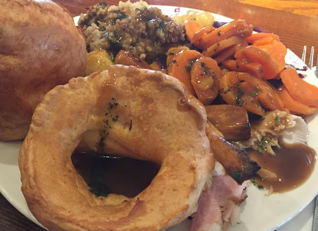 Toby Carvery regular carvery meal review
