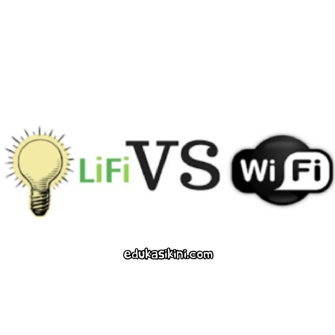 Perbedaan WIFI dan LIFI Penjelasan Cara Kerja