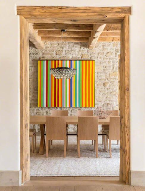 Дизайн-проекты. Средиземноморский стиль дома в долине Paradise