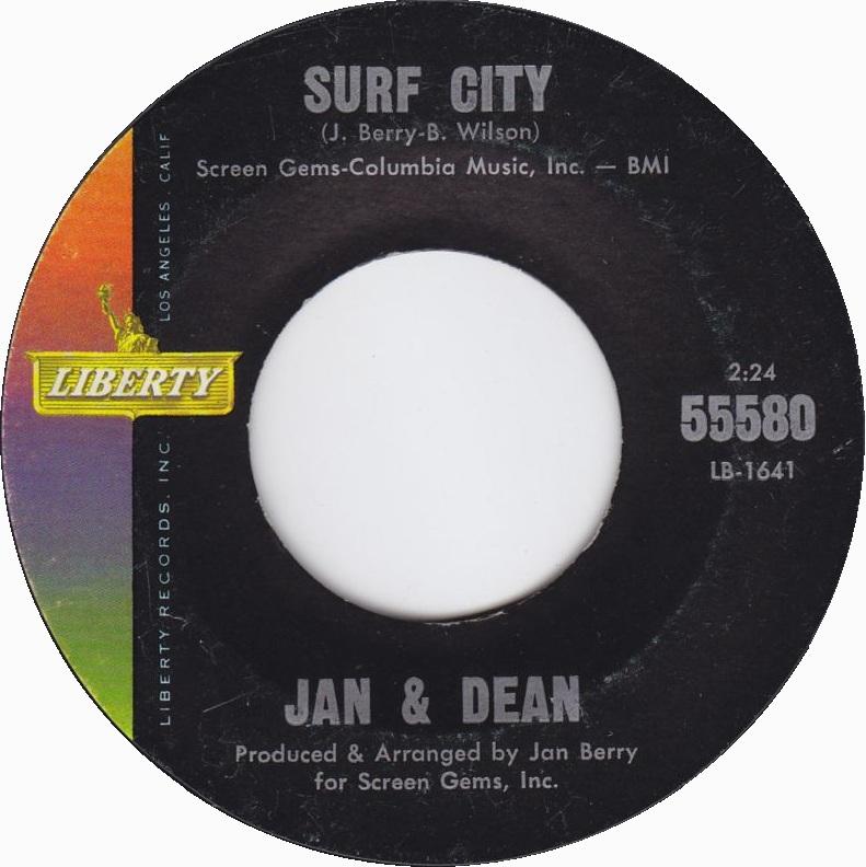 Jan & Dean - Surfin' Sounds Jan & Dean's Greatest Hits