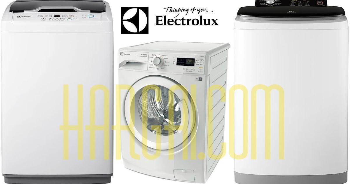 Daftar Harga Mesin Cuci ELECTROLUX Terbaru AGUSTUS