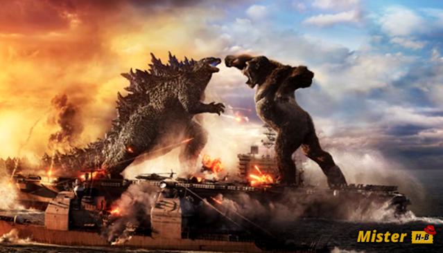 Godzilla VS Kong 2: Release date?