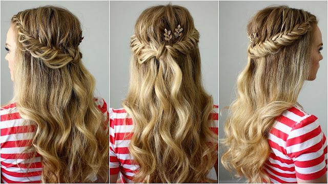 Se você adora penteados lindos e fofos, vai amar essas 7 opções para você se inspirar, pois além de serem completamente diferentes, são incríveis e lindos demais. Tudo para você arrasar em qualquer lugar.