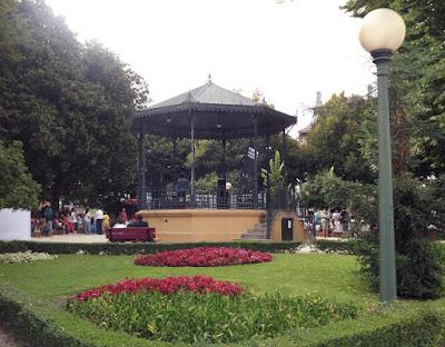 Coreto do Jardim de São Lázaro
