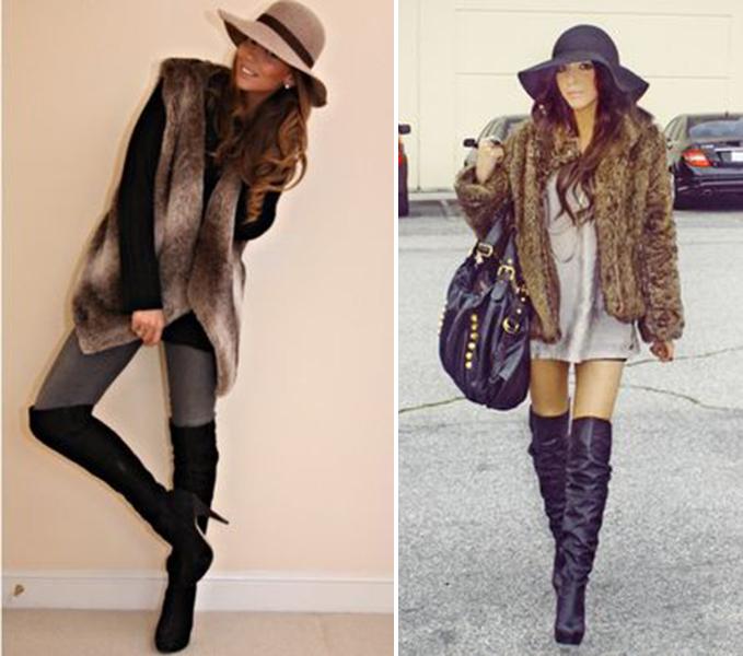 ботфорты, высокие сапоги, кожаная обувь, обувь на зиму, с чем сочетать ботфорты, рекомендации, советы, секреты, блоггер, фешнблоггер, blogger south korea, seoul, сеул, корея, тренд, стиль, high boots, сочетание не сочетаемого, юбка преппи, джинсы,