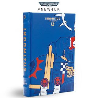 novela Indomitus edición Primaris