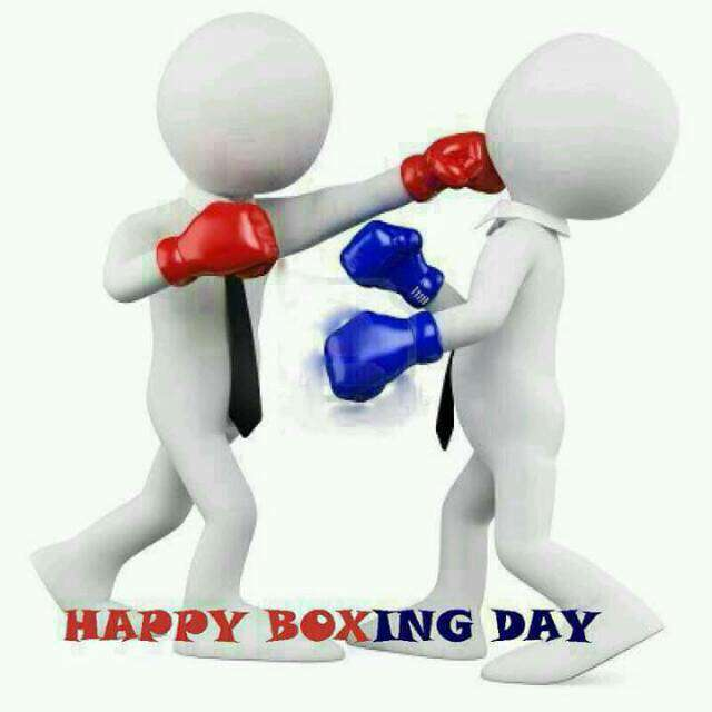 Boxing Day Wishes Beautiful Image