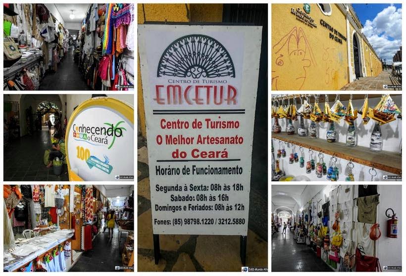 Centro de Turismo - Emcetur - o que fazer em Fortaleza (Ceará) - 58 atrações