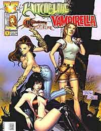 Tomb Raider/Witchblade/Magdalena/Vampirella