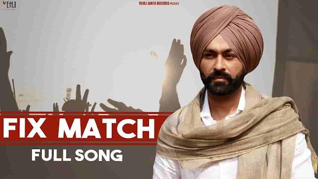 Fix Match Lyrics in Punjabi and English Fonts - Tarsem Jassar