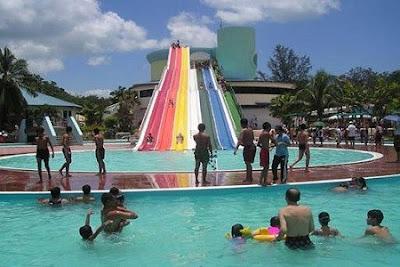 Wisata Big splash.