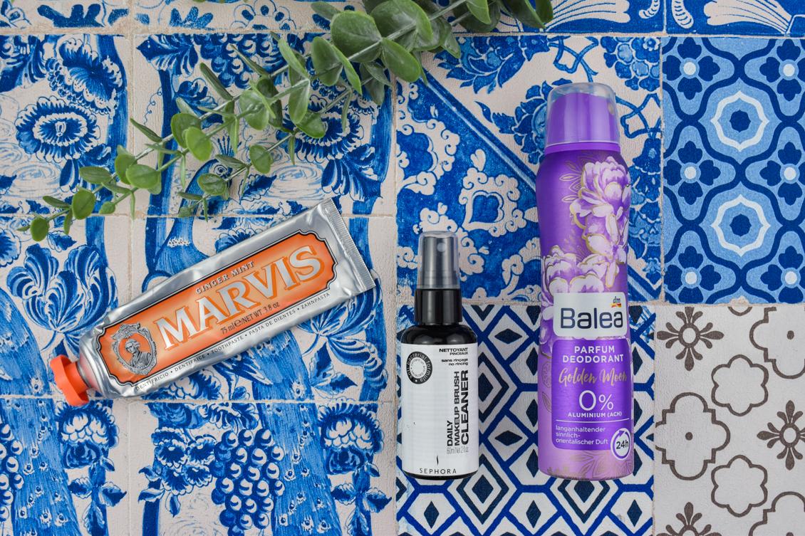 Aufgebraucht Beauty Produkte 2020 Gesichtspflege Haarflege Tuchmaske