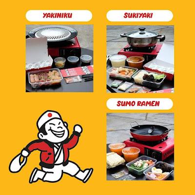 saboten shokudo grill yakiniku sumo ramen sukiyaki