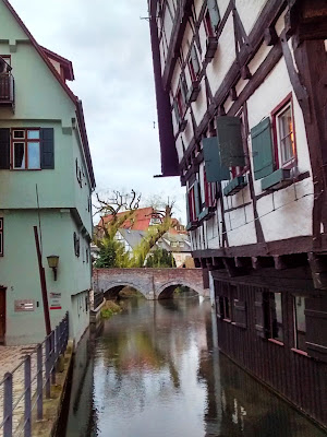 The Crooked House, Ulm, Germany / Sincerely Loree