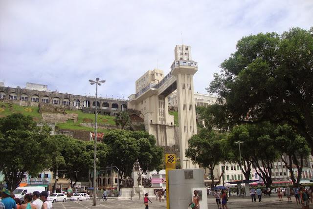 Elevador Lacerda - Salvador - BA