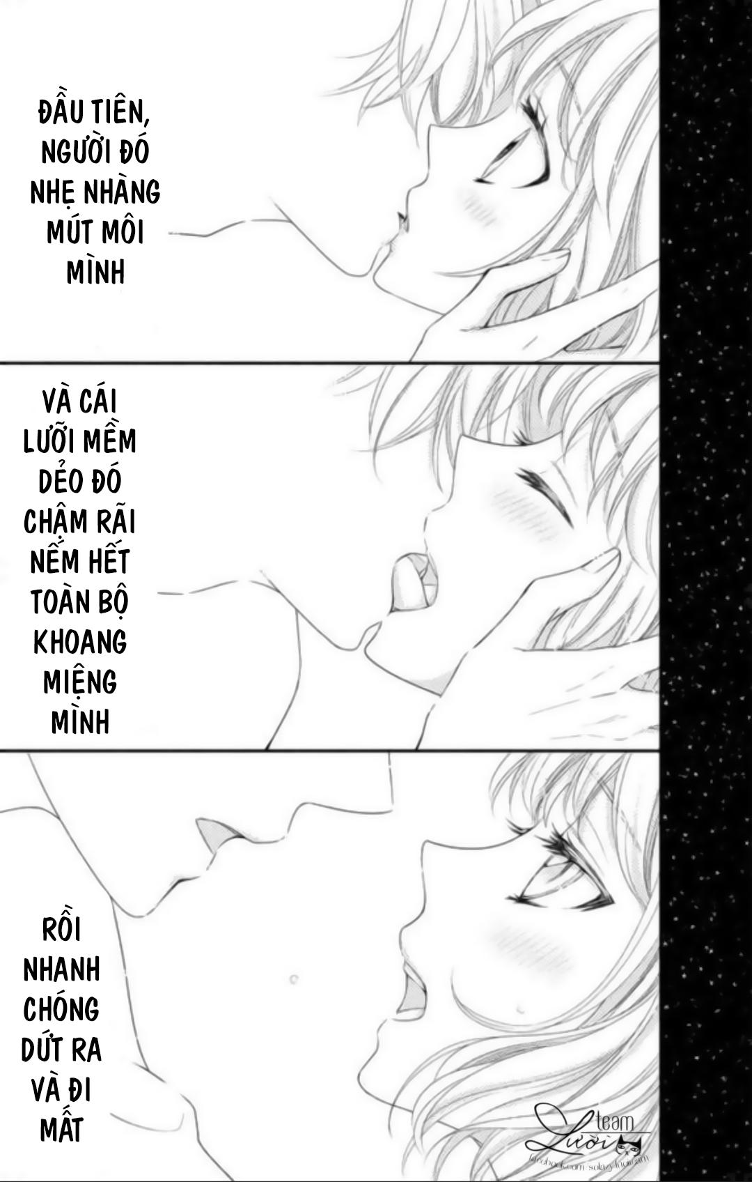 Ai đó đã hôn tôi chap 1 - Trang 5
