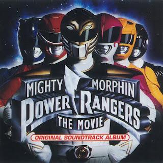 Mighty Morphin Power Rangers The Movie Original Soundtrack Album