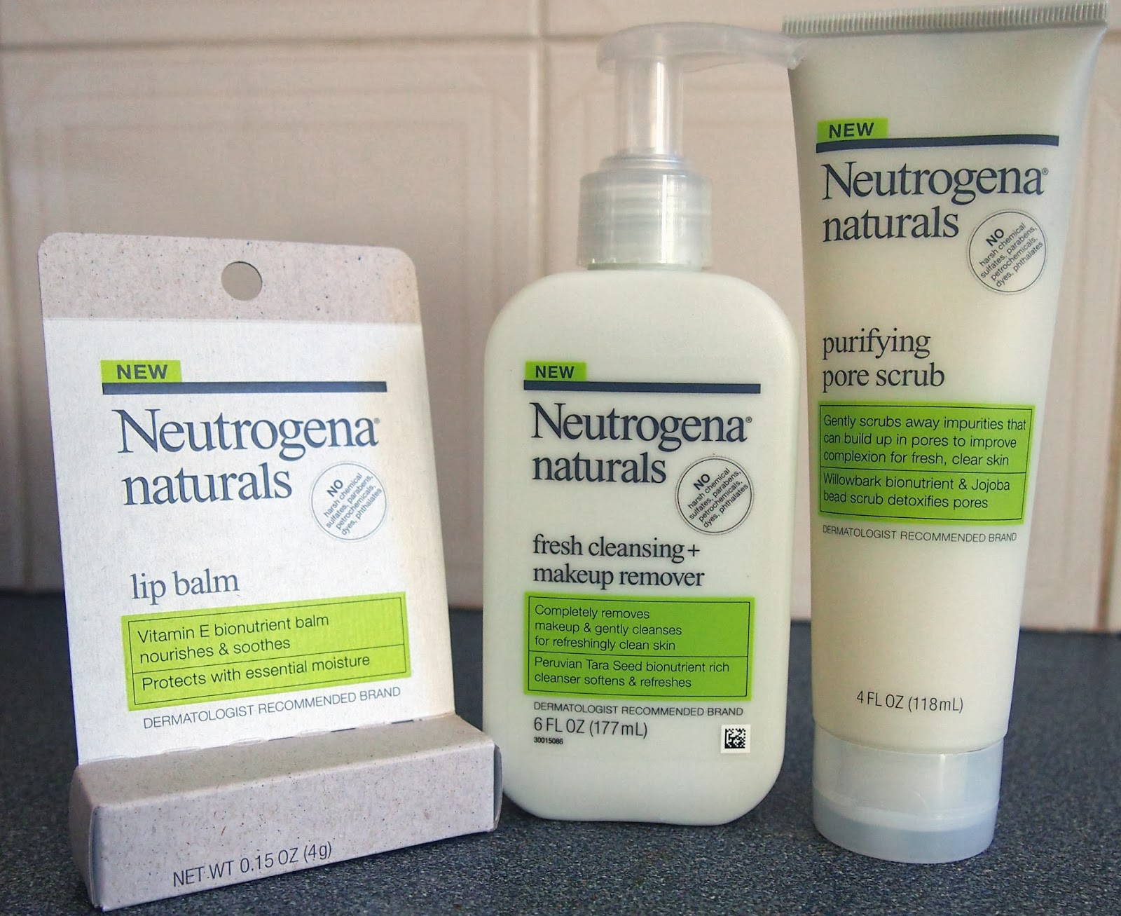 Shrinking Wallet Review Neutrogena Naturals Lip Balm Purifying
