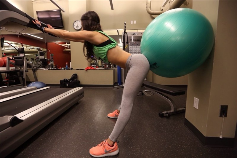 Beautiful Body Fitness model: Jen Selter