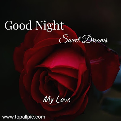 wishes Good Night Sweet Dreams images My Love  for whatsapp