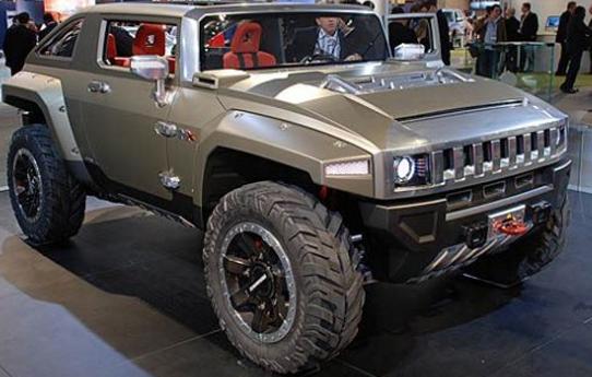 احدث سيارات همر Hummer 2020