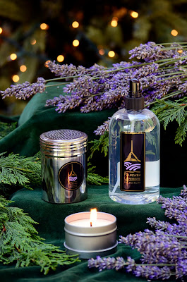 Lavender home and candle gifts for all the loved ones on your list