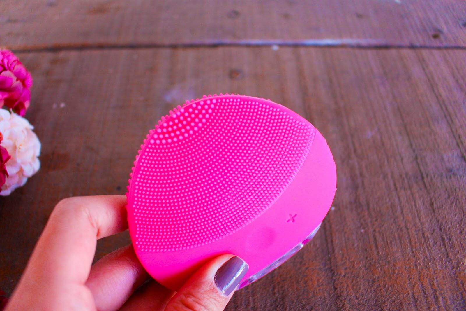 Resenha: Escova de Limpeza Facial Forever