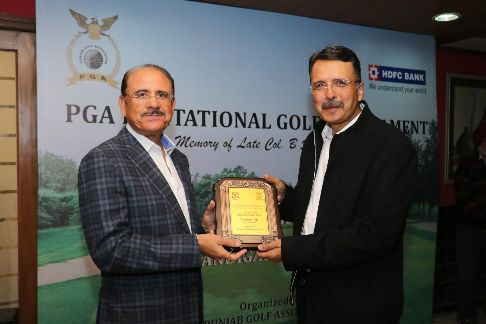 Rajiv Moudgill wins PGA Invitation Golf | sportswire