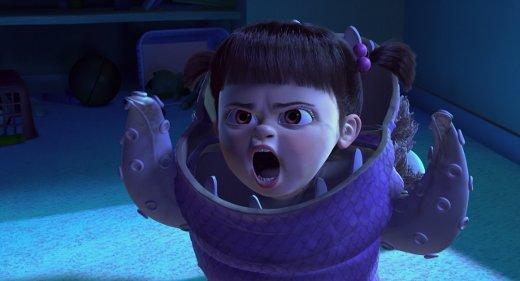 Boo Monsters Inc Sad