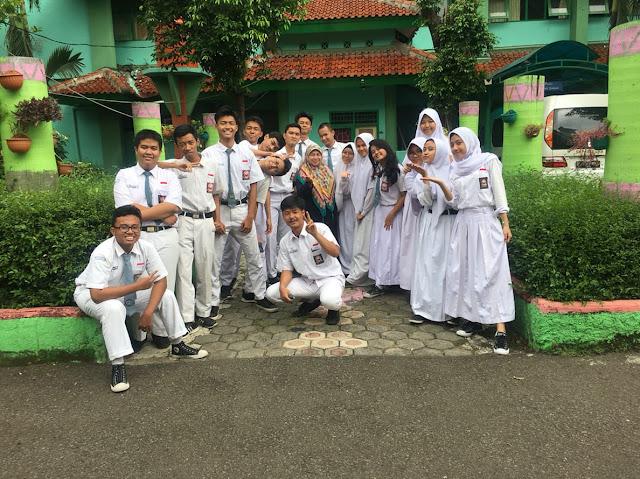 Pengalaman Sekolah di SMAN 110 Jakarta
