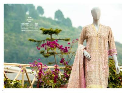 J. Junaid Jamshed Spring Summer Mera Andaz Dresses Collection 2017 for Women