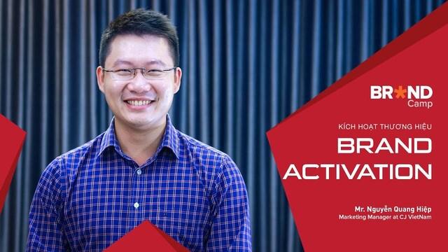 Brand Activation: Kích hoạt Thương hiệu Nguyễn Quang Hiệp