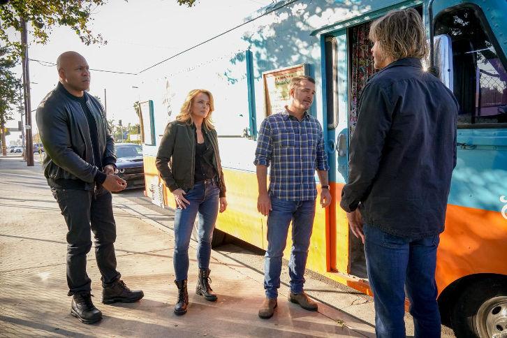 NCIS: Los Angeles - Episode 11.12 - Groundwork - Press Release