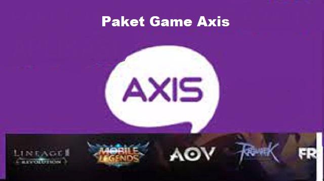Paket Game Axis