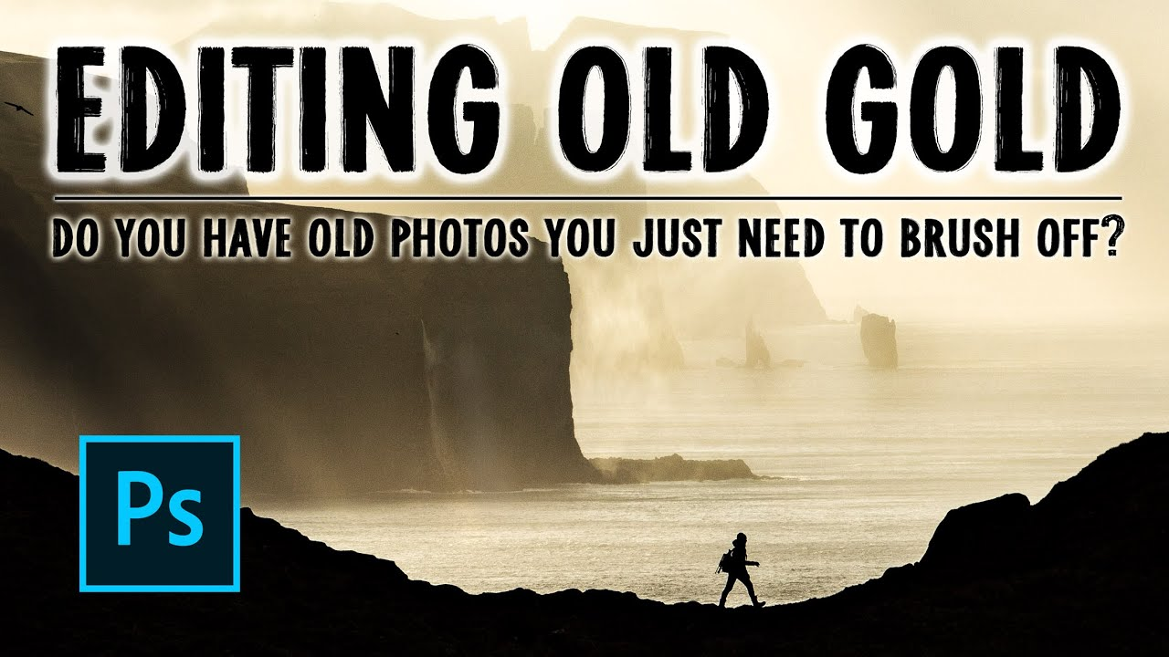Do YOU have OLD GOLD just needing a little EDITING?