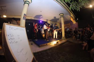 Sarang Semut: Creative Space Pertama di Kota Kediri Milik Band Semut Semut Merayap