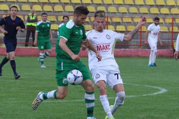 FK Pelister gewinnt erstes Relegationsspiel