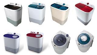 Daftar Harga Mesin Cuci Sharp Murah Terbaru