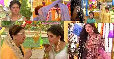 "Tent Falls On Naira Vedika's Plan to Injure her "" Yeh Rishta Kya Kehlata hai Episode Upcoming Story Spoiler."