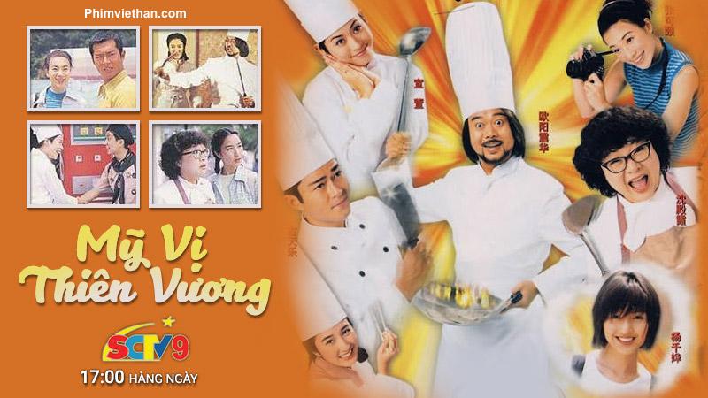 Phim mỹ vị thiên hương Hong Kong