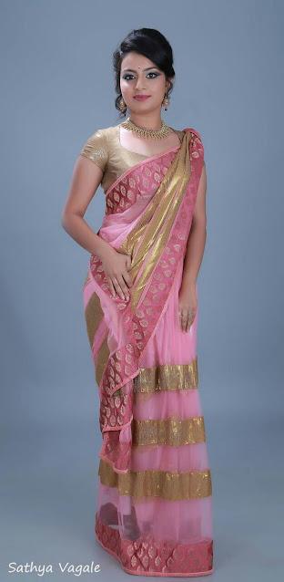 Disha Dinakar South Indian Actress Latest Photos Navel Queens
