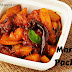 Mango Pachadi/mango sweet pickle/ Mango pickle with jaggery