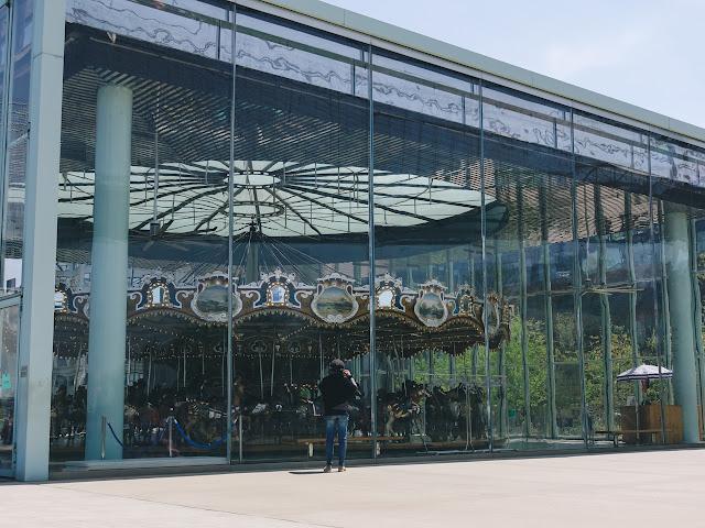 ジェーンズ・カルーセル(Jane's Carousel)