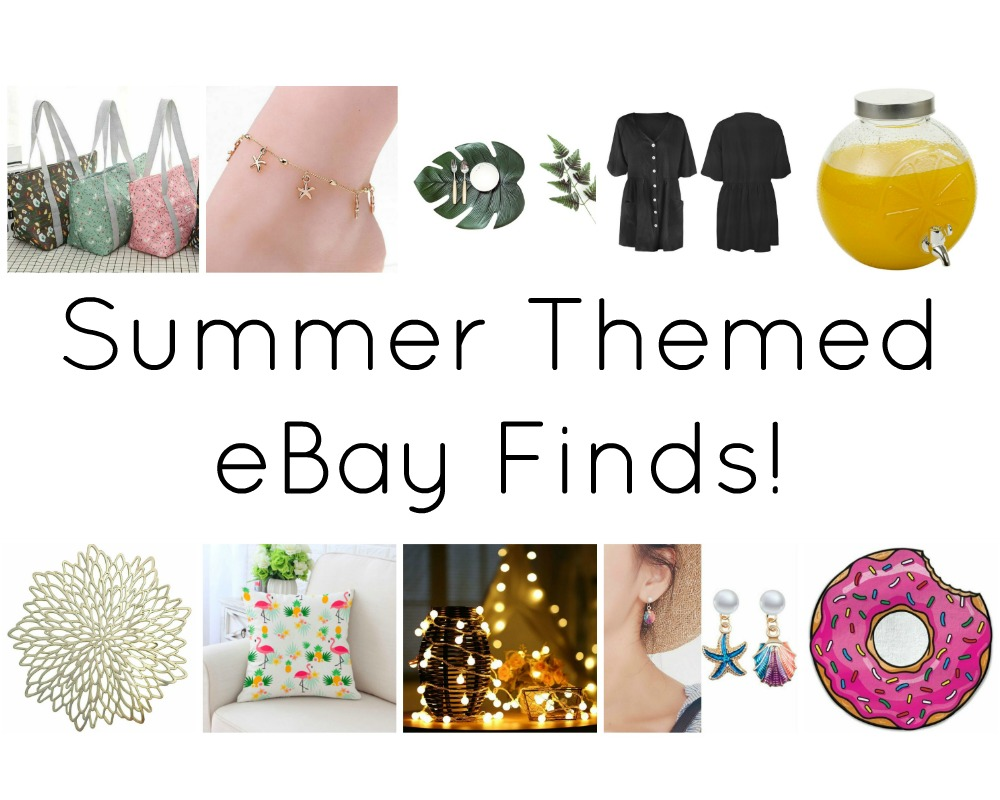 Summer Themed eBay Finds