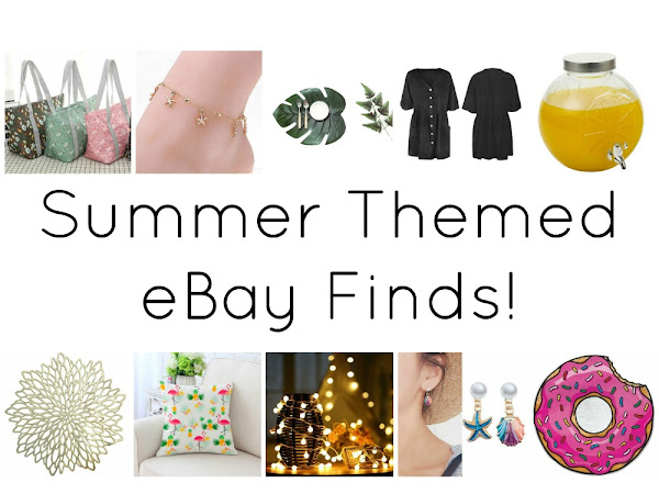 Summer Themed eBay Finds